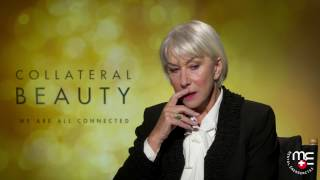 Actress Helen Mirren Talks About Her Most Challenging Moment