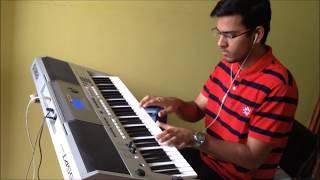 KAUN TUJHE | M.S.DHONI | PIANO COVER