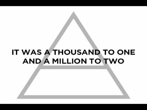 Thirty Seconds to Mars - Closer to the Edge (Official Lyric Video)