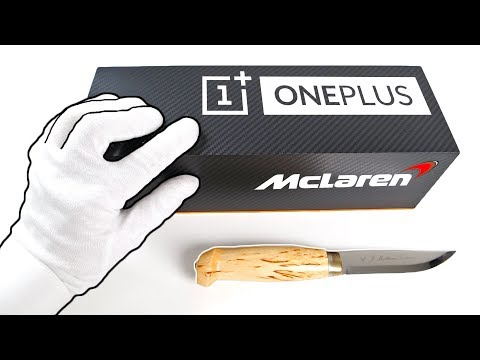 "OnePlus 7T Pro ""McLaren Edition"" Phone Unboxing (Call of Duty Mobile, Minecraft, Fortnite)"