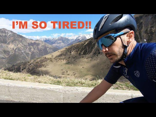 Training vlog 2 - I'm so tired!