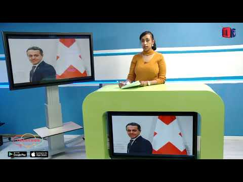 Diaspora TV Switzerland News Tigrinya 1st Edition