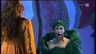 """Mozart Zauberflöte """"Der Hölle Rache"""" Diana Damrau"""