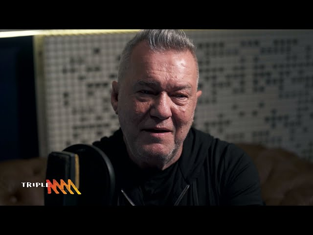 Jimmy Barnes on his and Jane's take of 'Love Hurts' on the new album Flesh and Blood| Triple M