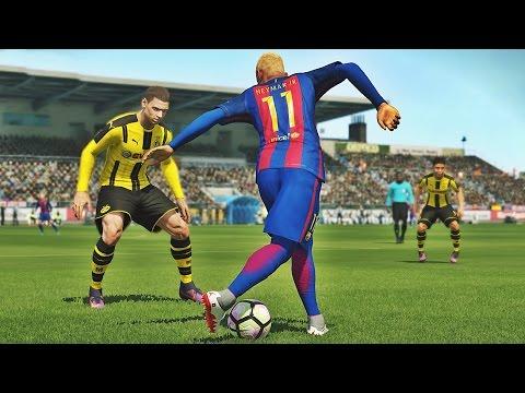 PES 2017 - Goals & Skills Compilation #5 HD 1080P 60FPS