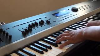 James Arthur - You're Nobody 'Til Somebody Loves You - Piano Cover Version