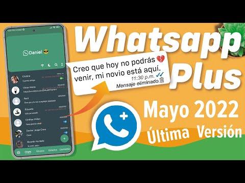 WHATSAPP PLUS 2021 ÚLTIMA VERSIÓN | Whatsapp Plus Extremo | Ultimo Whatsapp Plus 2021 🔥🔥