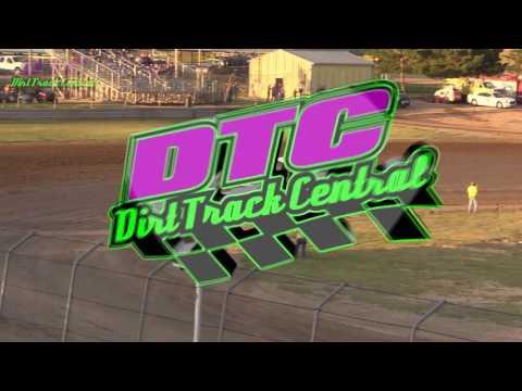 IMCA Hobby Stock Heats RPM Speedway 8-27-16