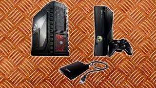 Partitionner son Disque Dur pour y accéder depuis sa Xbox 360 et son PC !