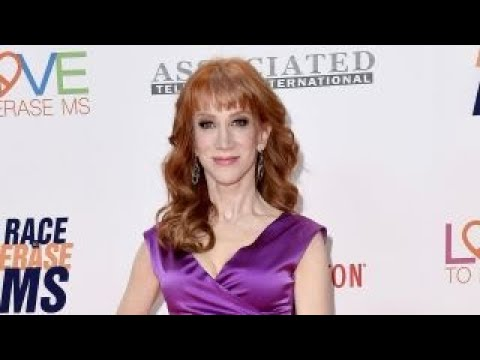 Kathy Griffin pushes to host White House Correspondents' Dinner