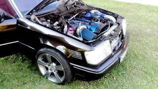 W124 M104 Turbo hx40 EMU