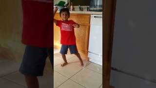 Juju on that beat: Toddler Edition