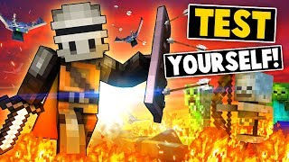 How Well Do YOU Know COMBAT In Minecraft?