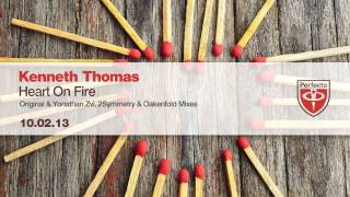 Kenneth Thomas - Heart On Fire (2Symmetry Remix)