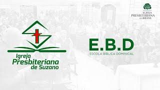 ips 34 anos || EBD - Vivendo o tempo determinado por Deus - Presb Marcos Arruda