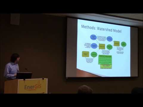 EnerGIS 2016: Extracting Hydro Data from Multiple LiDAR Series, Gregory Mirth