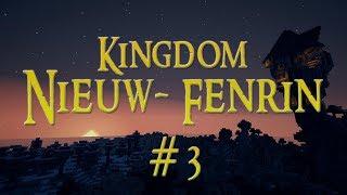 """Kingdom Nieuw-Fenrin #3 """"Jenava op het eiland?!."""""""