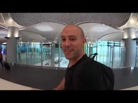 Paris CDG İstanbul Yeni Havalimanı ilk yolculuk deneyimi İstanbul Havalimanı ilk