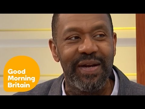 Lenny Henry Talks About His Role on Hit Crime Drama Broadchurch | Good Morning Britain