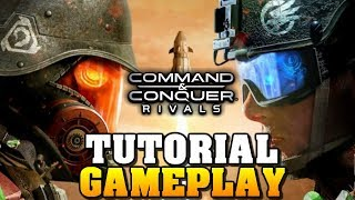 Command & Conquer: Rivals - Tutorial Gameplay!