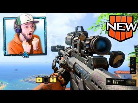 *NEW* GUN GAME In Black Ops 4 W/ Ali-A!