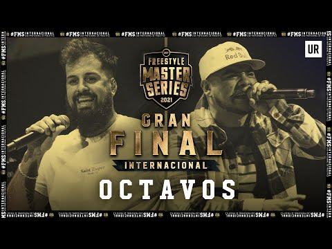 ACZINO VS PAPO | GRAN FINAL FMS INTERNACIONAL | OCTAVOS DE FINAL | Temporada 2021
