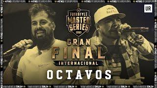 Aczino Vs Papo Gran Final Fms Internacional Octavos De Final Temporada 2021