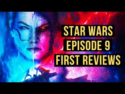 Star Wars Episode 9 Premiere Reactions and Reviews - Good and Bad
