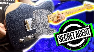 "This Tele Has a Hidden Pickup! | 2020 Fender Brad Paisley Signature Esquire ""Secret Agent"" 