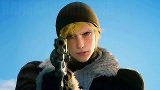 Final Fantasy XV - Episode Prompto Teaser Trailer 1080p HD