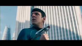 Chase Scene - Star Trek into Darkness