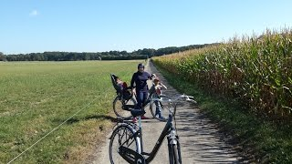Family Europe Trip 06-19 September 2016 PART2 (Paris - Doorwerth - Volendam - Amsterdam - Madurodam)