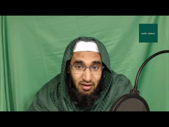[10] Scarf & Ring of The Beloved Prophet S - Maulana Mohammed Ahmed