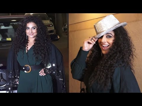 Vidya Balan's Birthday Celebration With Family And Friends