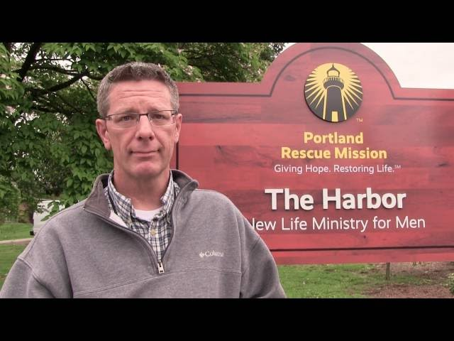 Bradley - Portland Rescue Mission - Homeless Services and Addiction Recovery