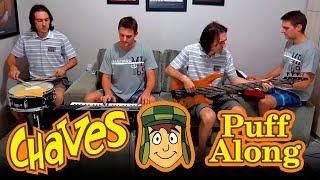 Musicas do Chaves #12 - Puff Along (Tony Hymas) Giovani e Eduardo