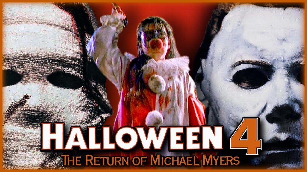 Download Halloween 4 The Return of Michael Myers Review   Back To Basics