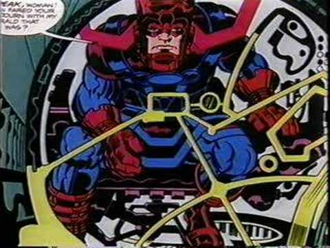 Jack Kirby Interview