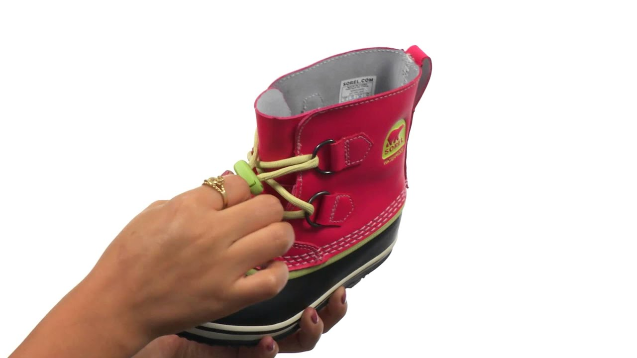 f078318f9b82 SOREL Kids Yoot Pac™ TP (Toddler Little Kid) SKU 8533963 - YouTube