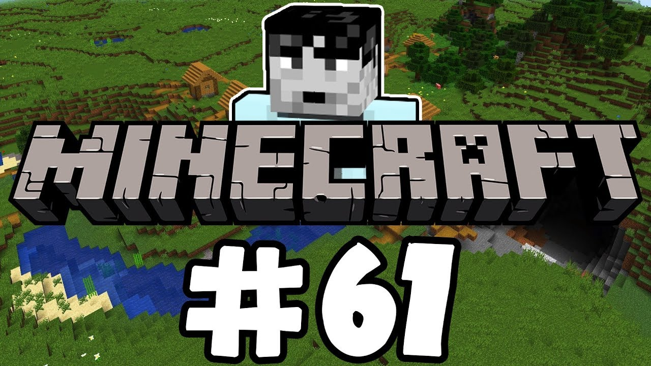 Simon and lewis play minecraft
