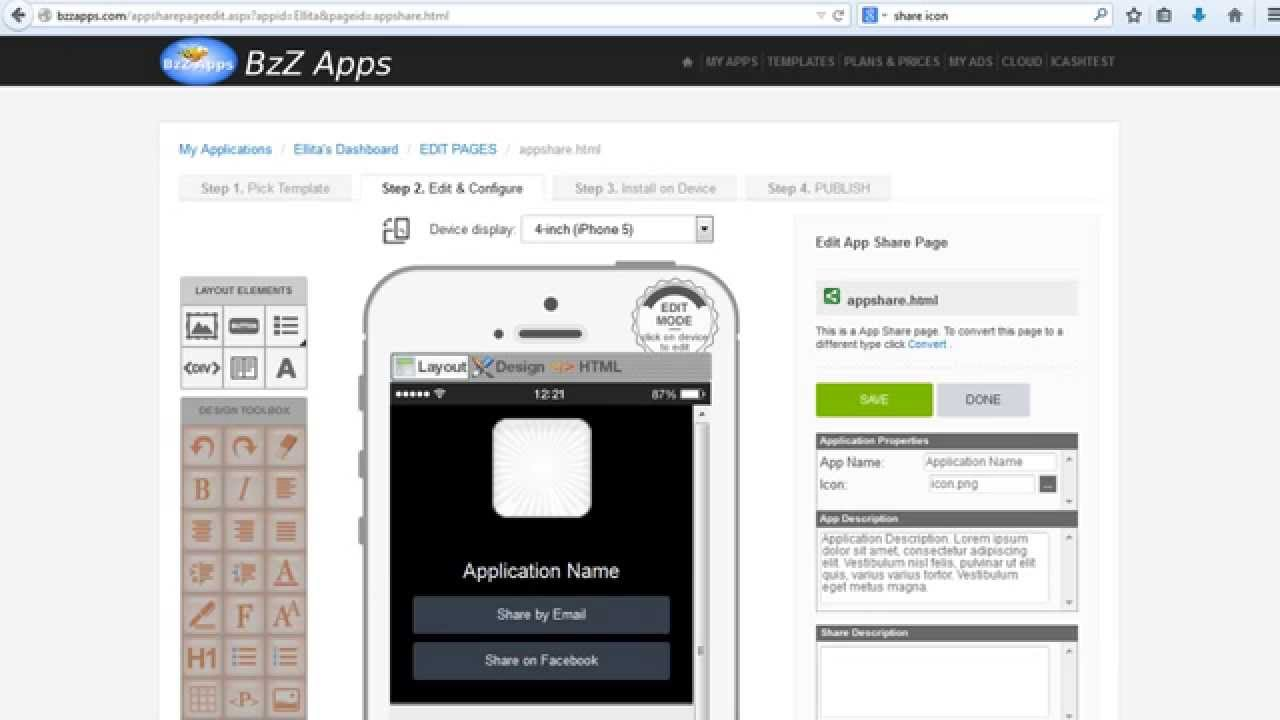 Loyalty Card App For Local Businesses 04 Adding Pages To Mobile Apps ...