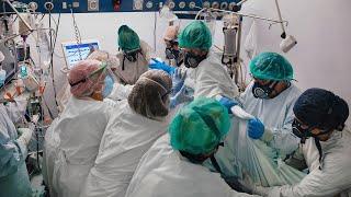 В Казахстане растет число заболевших COVID 19 в СНГ