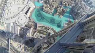 Burj Khalifa Aussichtsplattform ( Terrace )