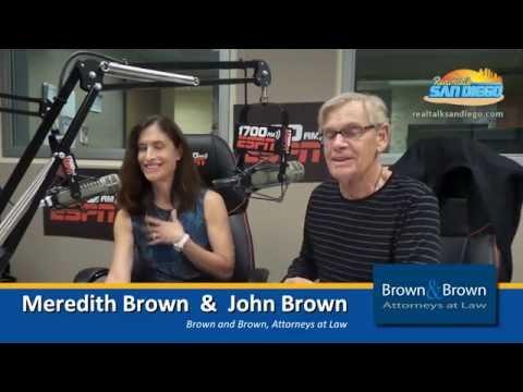 Meredith Brown & John Brown 09 30 16
