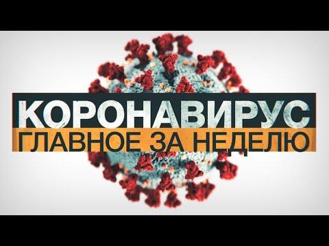 Коронавирус в России и мире: главные новости о распространении COVID-19 на 31 июля
