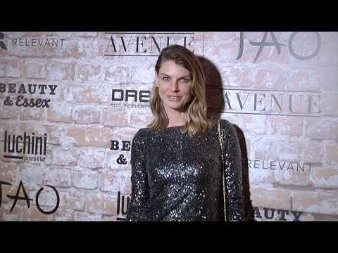 "Angela Lindvall ""TAO, Beauty & Essex, Avenue and Luchini"" LA Grand Opening"