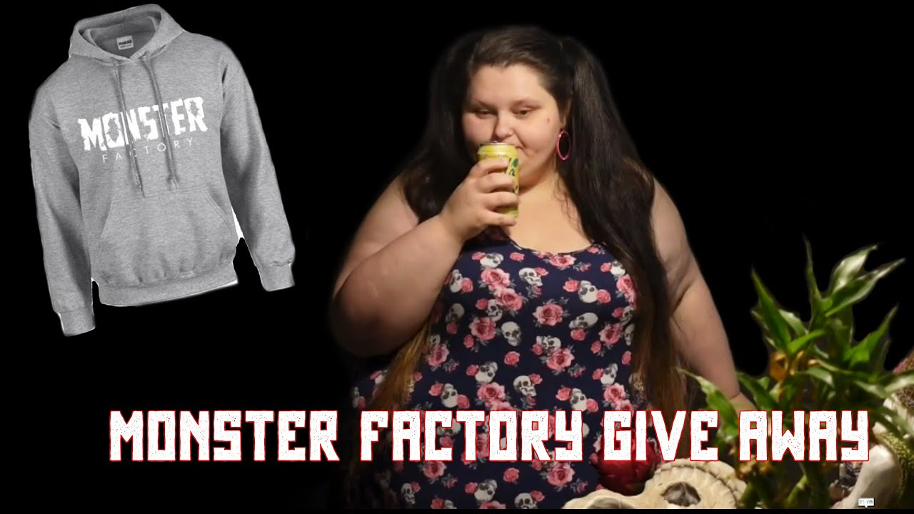 BodyBuilder Reacts To AmberLynn Reid + Monster Factory Give Away
