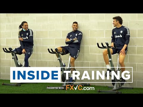Inside Training | Teqball and keep ball ahead of Yorkshire derby