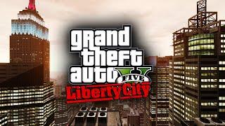 "What ""LIBERTY CITY"" Looks Like in GTA 5! - GTA 5 Liberty City Reference! (GTA V)"