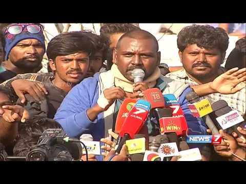 Raghava Lawrence questions & slams TN CM O Paneerselvam and Modi | News7 Tamil